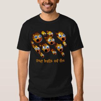great balls of fire shirt
