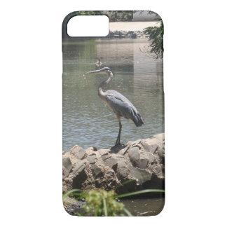 Great Blue Heron iPhone 8/7 Case