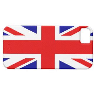 Great Britain Flag iPhone 5 Cases