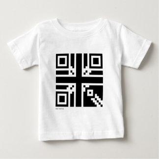 Great Britain QR Code Baby T-Shirt