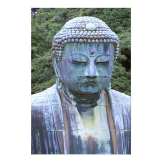Great Buddha Detail, Kotokuji Temple, Photograph
