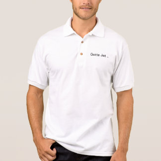 Great business T for the guy on the run! Polo Shirt