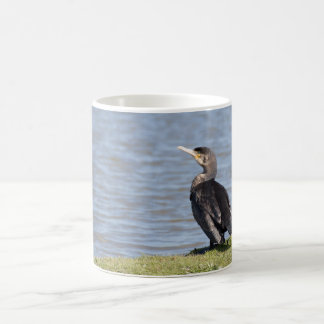 Great Cormorant Coffee Mug