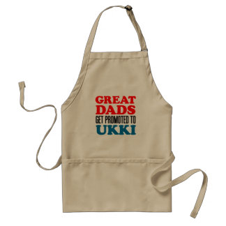 Great Dads Promoted To Ukki Standard Apron