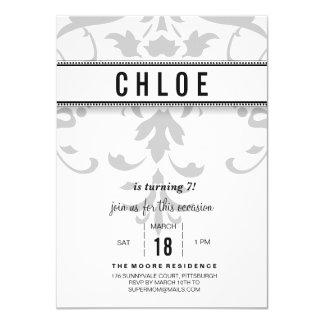 Great Dane Invitation