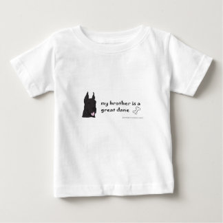 great dane - more breeds baby T-Shirt