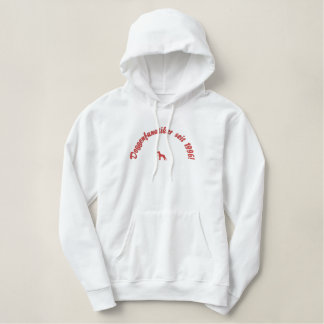 Great dane Special Embroidered Hoodie
