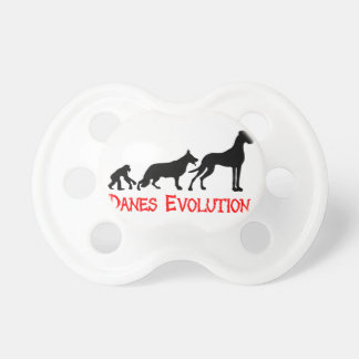 Great Danes Evolution Dummy