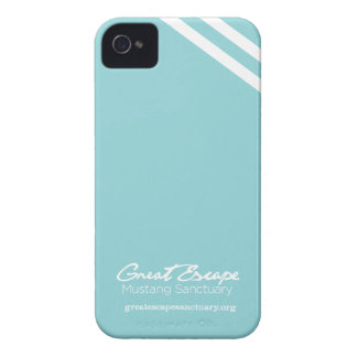 Great Escape Mustang Sanctuary iPhone 4 case