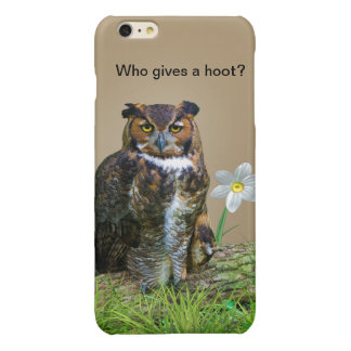 Great Horned Owl Customizable