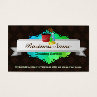 10000 houses business cards and houses business card templates great house cleaning business cards reheart Gallery