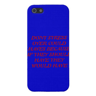 Great quote case case for iPhone 5/5S