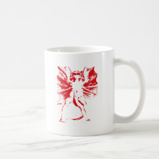 Great Red Dragon Coffee Mug