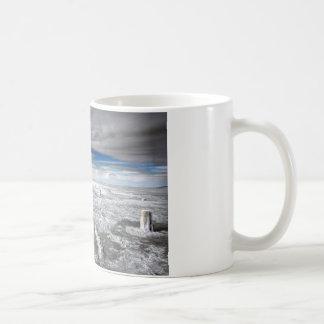 Great Salt Lake - Near Saltaire Basic White Mug