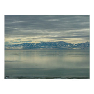 Great Salt Lake Print