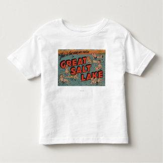 Great Salt Lake, UtahThe Way We SwimUtah Shirt