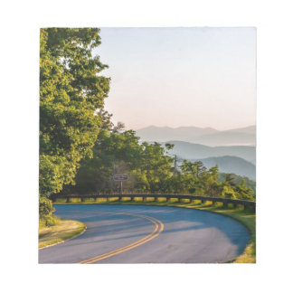Great Smoky Mountains 2 Notepad