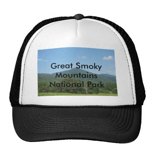 Great Smoky Mountains National Park Mesh Hat