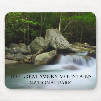 Great Smoky Mountains National Park PC Mousepad