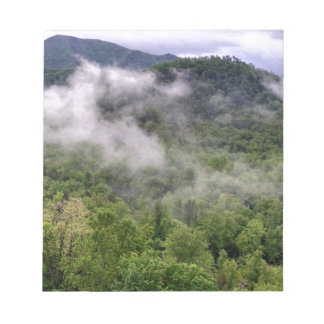 Great Smoky Mountains Notepad