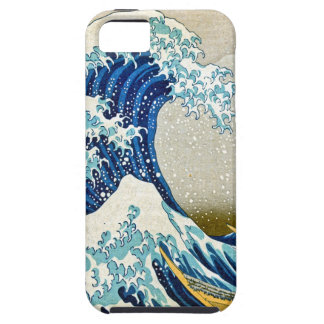 Great Wave Kanagana iPhone 5 Covers