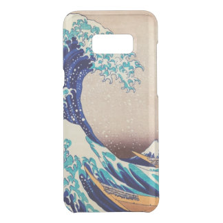 Great Wave Off Kanagawa Vintage Japanese Art Uncommon Samsung Galaxy S8 Plus Case