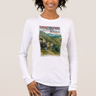 Great Western Railway ~ Wales Long Sleeve T-Shirt