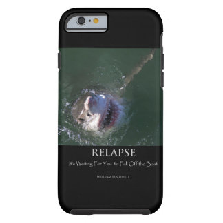 """Great White """"Relapse"""" Phone Case"""