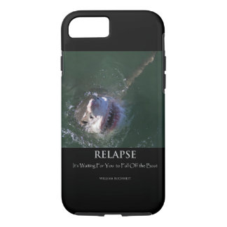 "Great White ""Relapse"" Phone Case"