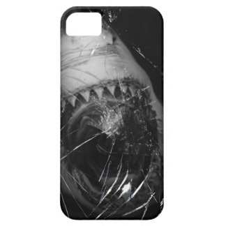 great white shark attack iphone cover