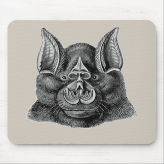 Greater Horseshoe Bat Mouse Pad