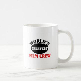 Greatest Film Crew Basic White Mug