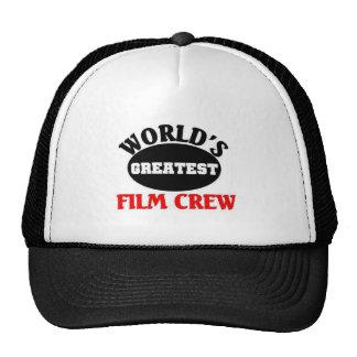 Greatest Film Crew Cap