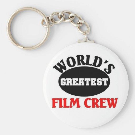 Greatest Film Crew Keychain