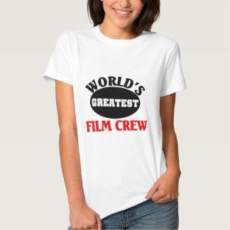 Greatest Film Crew Tee Shirts