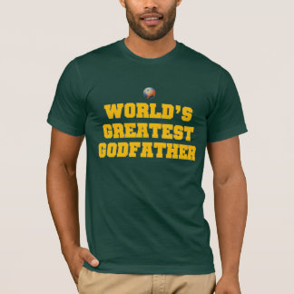 Greatest Godfather T-Shirt