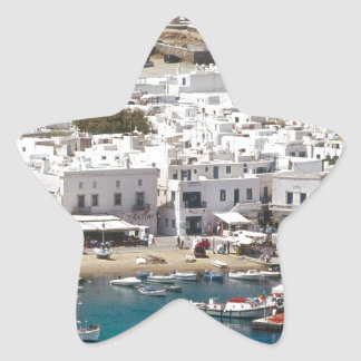Greece%20Mykonos-.[kan.k]JPG Star Sticker