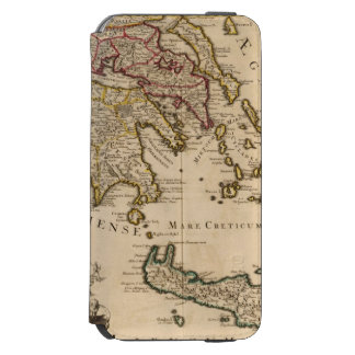 Greece and Turkey 3 Incipio Watson™ iPhone 6 Wallet Case