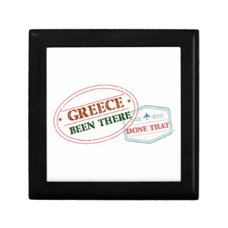 Greece Been There Done That Gift Box