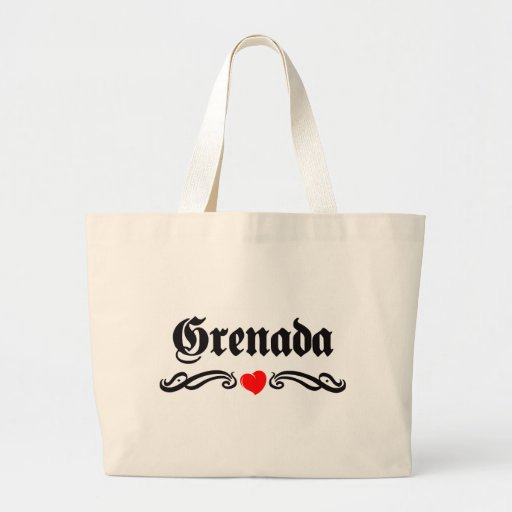 Greece Tattoo Style Tote Bag
