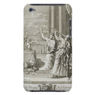 Greek Astronomer Studying the Stars, illustration Barely There iPod Cover