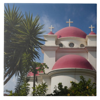 Greek Orthodox Monastery Tile