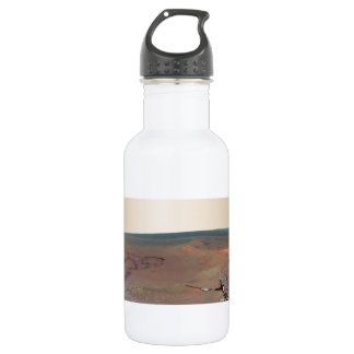 Greeley Haven Panorama Mars Rover Opportunity 532 Ml Water Bottle