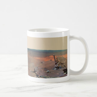 Greeley Haven Panorama Mars Rover Opportunity Mugs