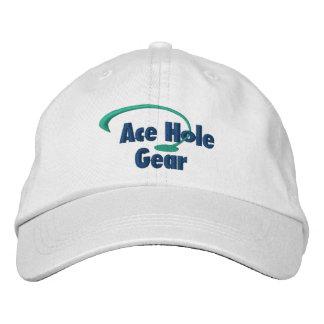 Green and Blue Logo Baseball Cap
