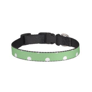 Green Apple Pet Collar