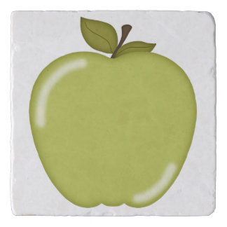Green Apple Trivet