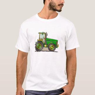 Green Big Tractor Apparel T-Shirt