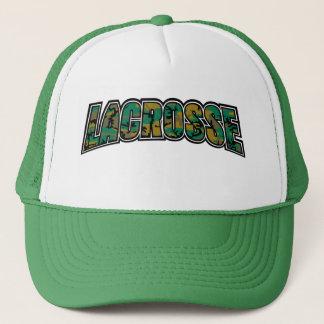 Green Camo Trucker Hat