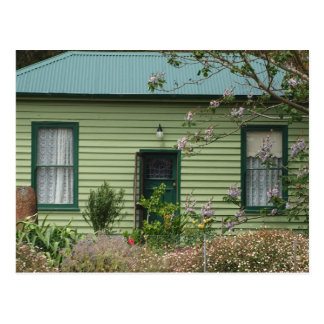 Green Cottage Post Card